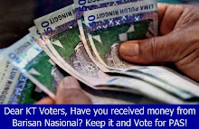 BN Buys Votes With The People's Own Money