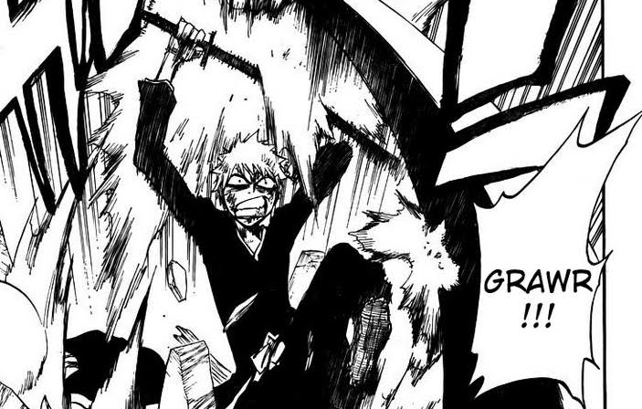 This Is My Favorite Picture In The Chapter Reminds Me Of Good Old Days When Bleach Wasnt Just All About Battles After Before They Went To