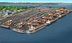 Proposed Container Transhipment Terminal at Cochin