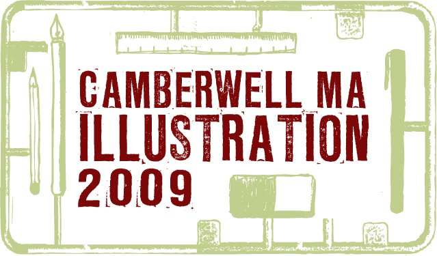 Steve Cook - Camberwell MA Illustration 2009