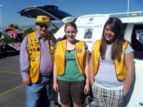 Pleasant Grove Lions Club 78 Years 1938 2016 July 2010