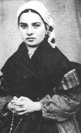 Santa Bernadette Soubirous