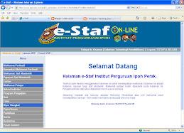 Sistem e-Staf