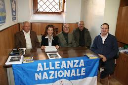 Conferenza stampa con il Comitato L'Aquila Sicura