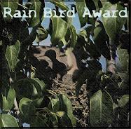 Rain Bird Award