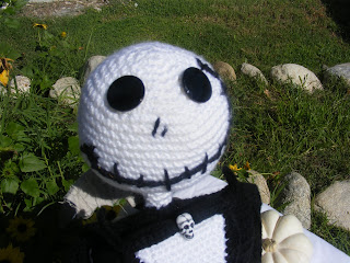Jack Skellington Pattern - My Patterns