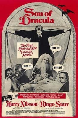 Acervo do Rock: O Filho de Drácula - Son of Dracula