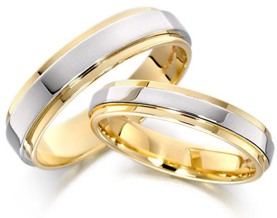 Weddings Rings on Gold And Platinum Ring Wedding Ring Ring