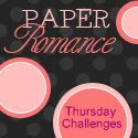 Paper Romance Challenge