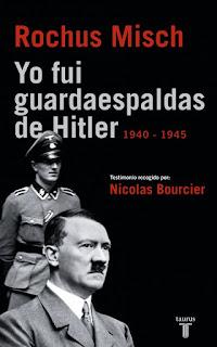 La caída de Hitler según su guardaespaldas
