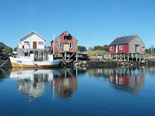 Idyll på Helgelandskysten