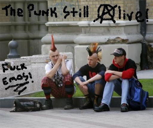 Punkers 665 - O Vizinho Do Diabo