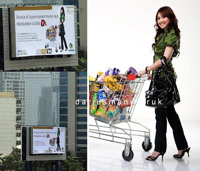 Bank Mega Billboard