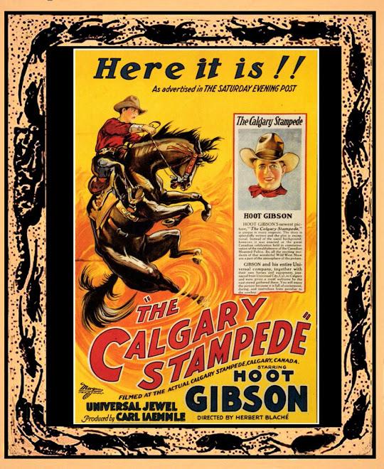"""THE CALGARY STAMPEDE"" HERBERT BLACHE"