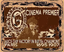 """ CINEMA 1er ALICE GUY"" dvd Autist-Artist-Associat"
