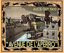 AVENUE DE L'APERO ALICE GUY