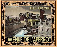 AVENUE DE L'APERO ALICE GUY