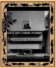 ALICE GUY BLACHE RETROSPECTIVE WHITNEY MUSEUM 2009