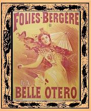 """""""La Belle Otero"""" phonoscène Alice Guy"""