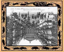 Avenue de L'Apero l'Opera sous la Fèe Verte Alice Guy 1900