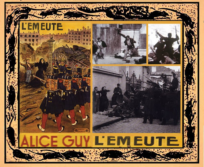 "Alice Guy ""L'EMEUTE"" sur la Barricade"