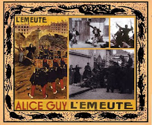 """L'Emeute sur la barricade"" Alice Guy"