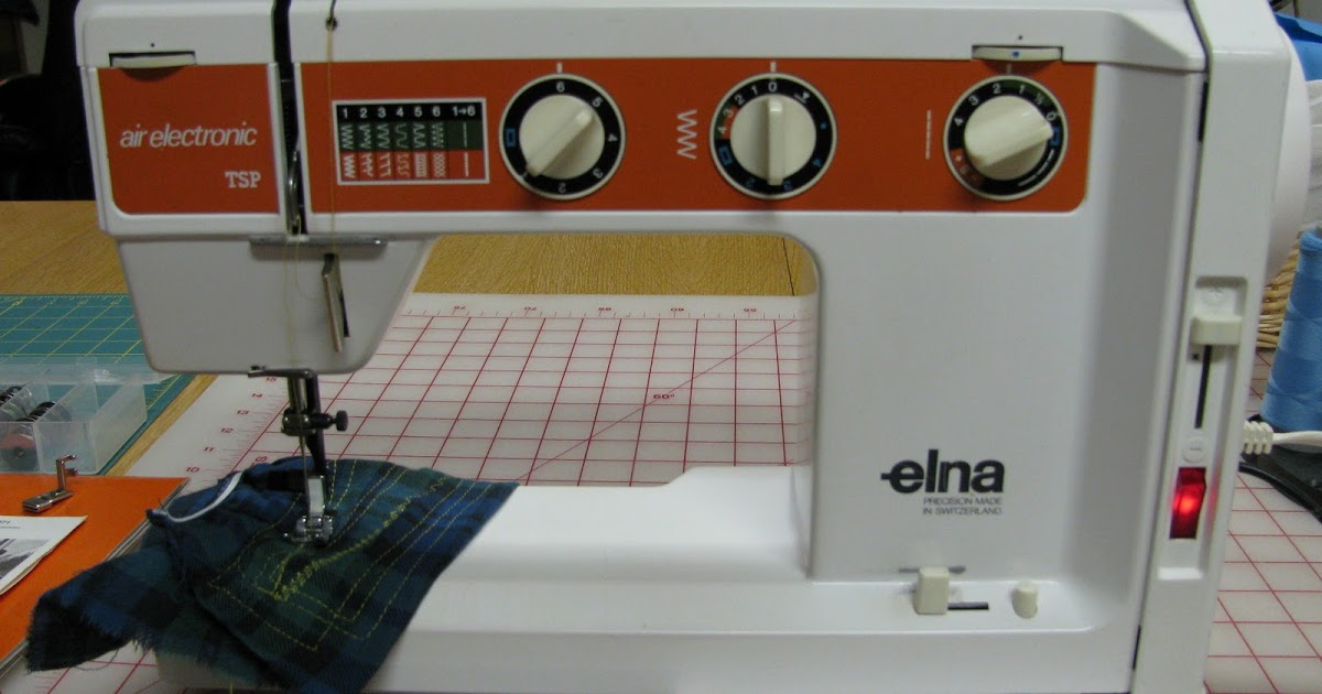 Tammy's Craft Emporium 40 Elna Air Electronic TSP Delectable Elna Air Electronic Tsp Sewing Machine Manual