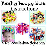 FuNkY LoOpY BoW Instructions