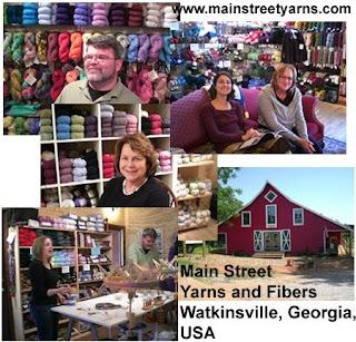 Main Street Yarns, Watkinsville, GA