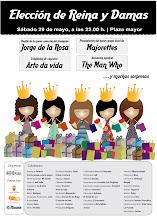 Elección de Reinas y Damas 2010