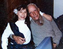 Mi abuelo y yo, un cumpleaños