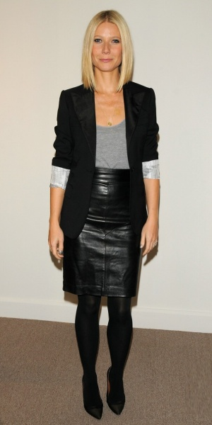 Leather Bound Chic