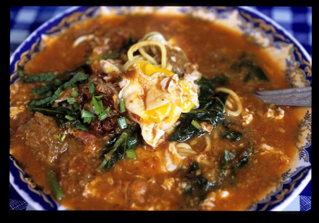 Mee Bandung Muar -makanan paling best di Muar