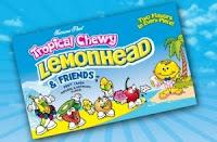 Free sample of lemonhead