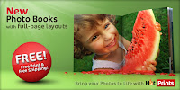 Free photo book from hot prints free shipping