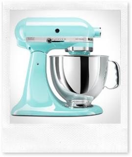 Enter to win a kitchen aid mixer