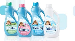 Downy free sample