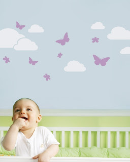 Simple Shapes Wall Decal