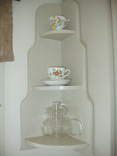 Corner Shelf --- Tea!!