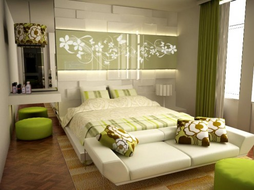 Beautiful Bedroom Interior & Ideas | Designs Bedroom Wallpapers ...