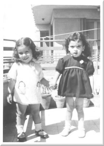 Nagat and Mona (cousins)