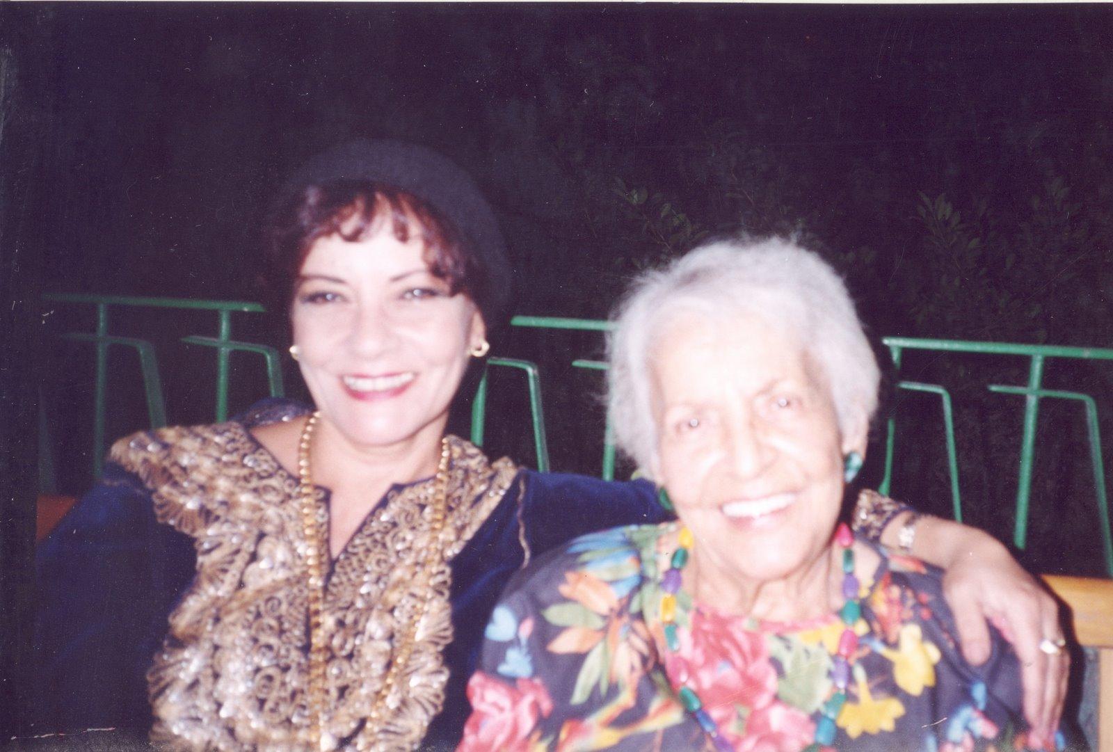 Mama and I  - 20 Oct. 2004