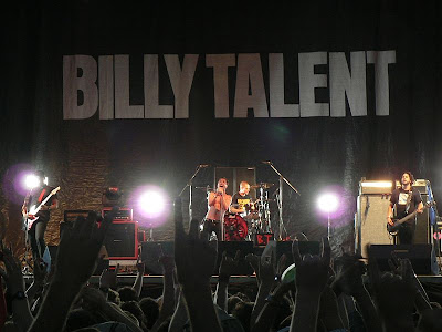 Billy Talent, från wikipedia