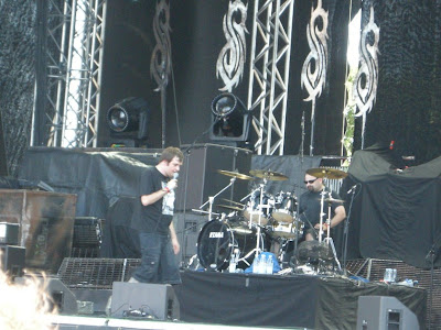 NAPALM DEATH, Metaltown 2009