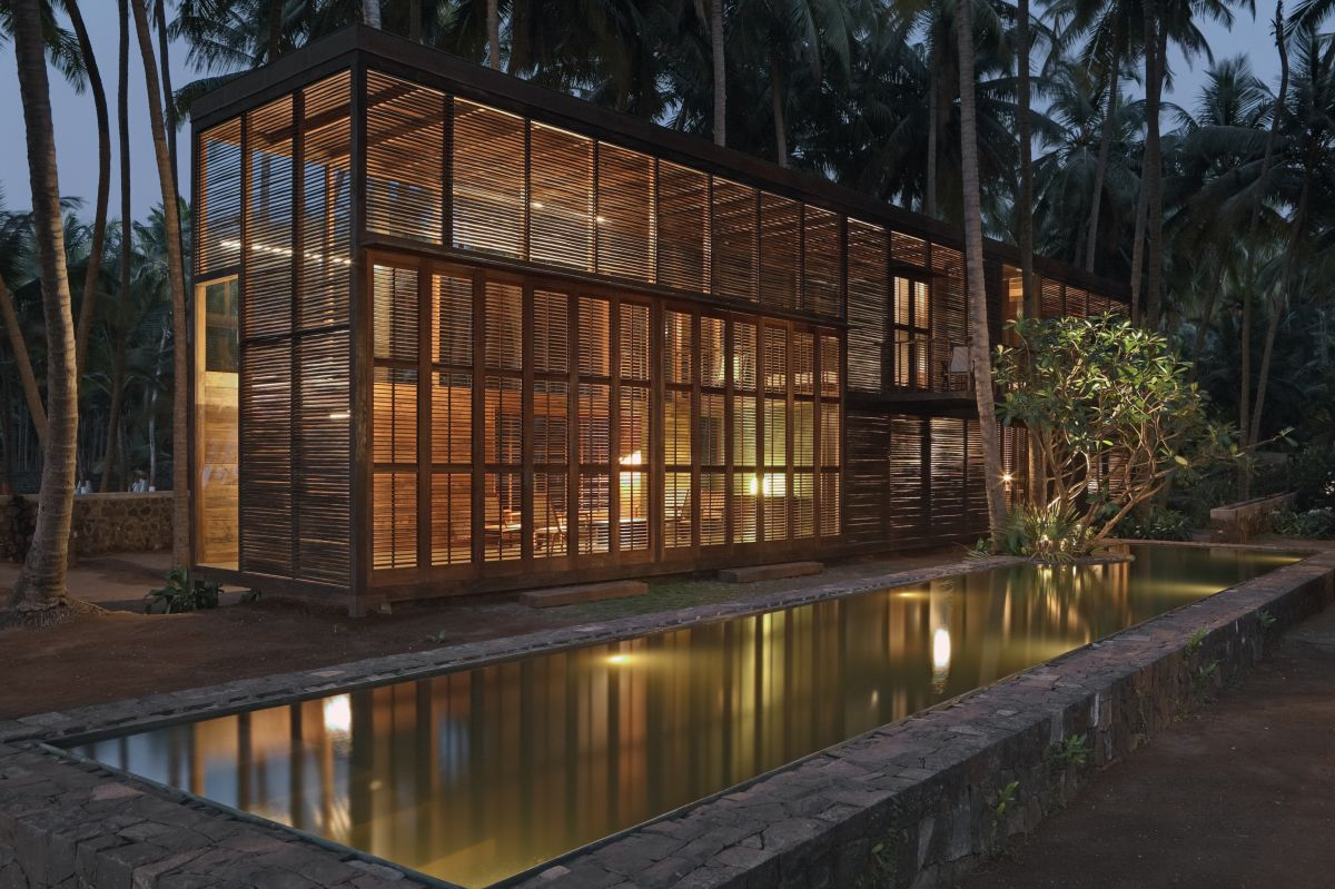 Amassing Design Palmyra House Studio Mumbai Architects