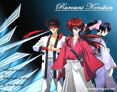 samurai x wallpapers. 2011 Samurai X Rurouni Kenshin