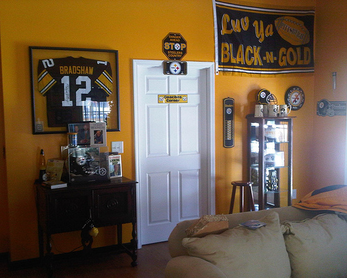 steelers bedroom. Saturday  January 15 2011 The Reaction Steelers 31 Ravens 24