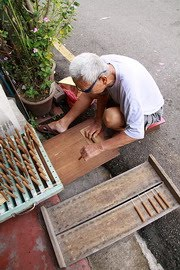 Penang Heritage - Joss Stick Maker