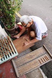 Penang Heritage - Joss Stick Maker