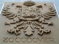 Escudo Zocodover tallado de forma artesanal